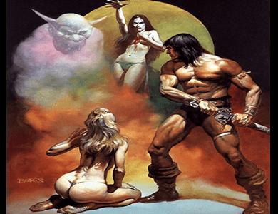 Conan resimli hikaye