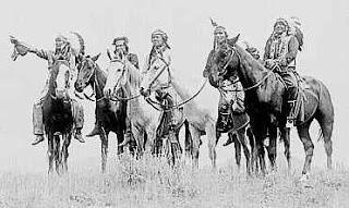 komançi savaşçılar