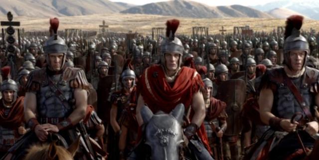 Romalı general ve çizmesi