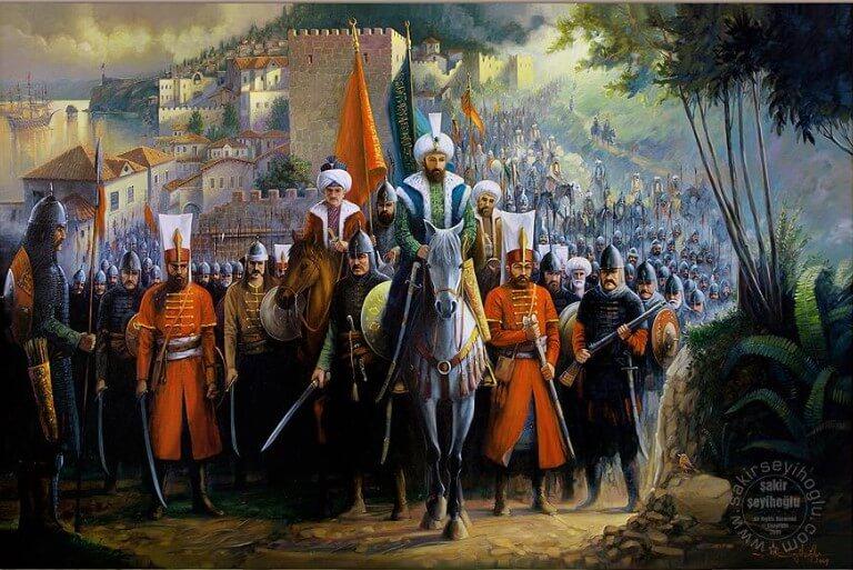 Trabzon pontus imparatorluğu ve fatih