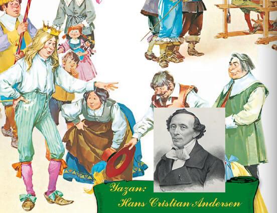 Andersenden masallar kral çıplak
