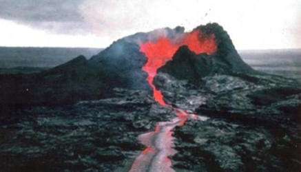 yanar dağlar