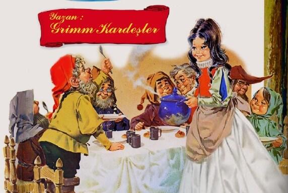 Pamuk prenses masalı klasikler