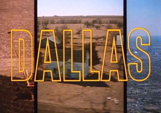 Dallas dizisi - seksenlerin dizileri