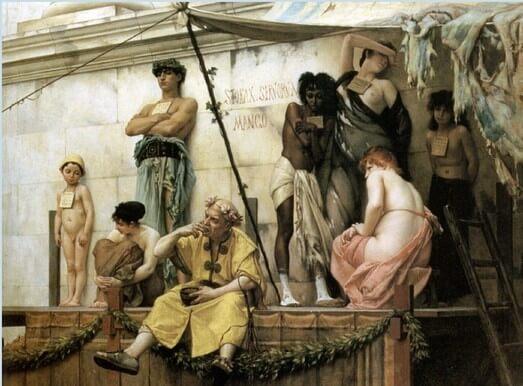 Köle tüccarı