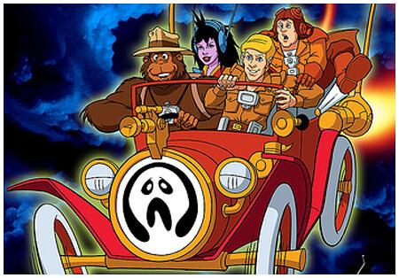 Hayalet Avcıları - Filmation Ghostbusters 1986