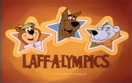 Laff-a-Lympics - Hanna-Barbera