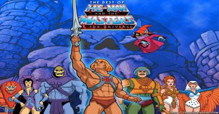 he-man çizgi film