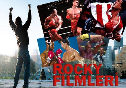 seksenler filmler rocky