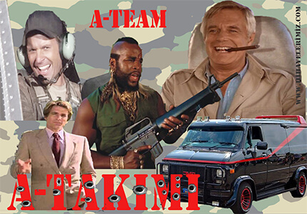 A Takımı - The A-Team 1983-1987
