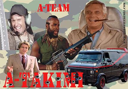 A Takımı - The A-Team 1983-1987