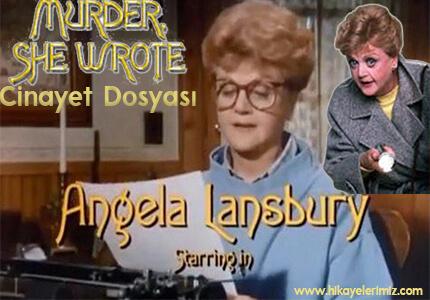 Cinayet Dosyası -Murder she wrote(1984-1996)