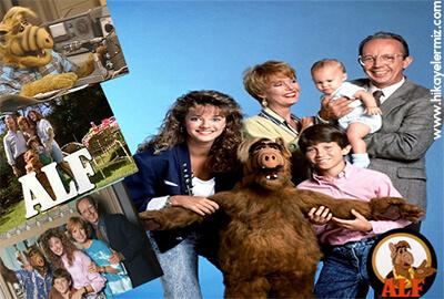 Eski Diziler Alf 1986-1990