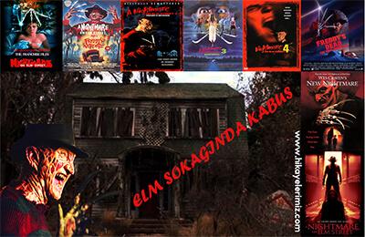 Elm Sokağında Kabus - A Nightmare on Elm Street