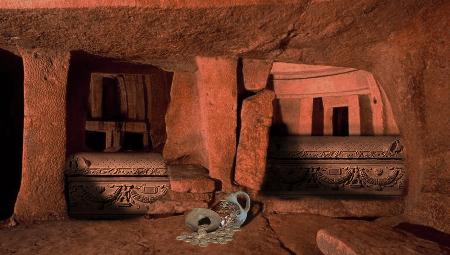 gömü hazine peşinde
