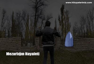 Mezarlığın Hayaleti - Alacakaranlık Öyküler