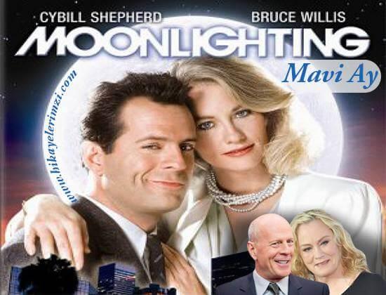 moonlight - Mavi ay dedektiflik