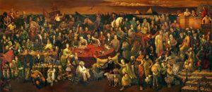 yüz üç ünlü tablosu